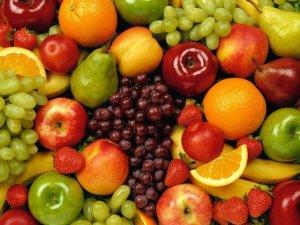 (Las frutas son carbohidratos simples)