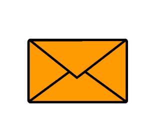 (Las cartas se deben enviar en un sobre)