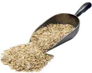 (La avena es el cereal con mayor grasa vegetal)