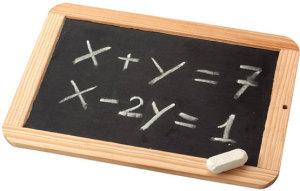 (Ecuaciones. Ilustración)