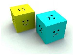 (Las emociones son las alteraciones del estado de ánimo)