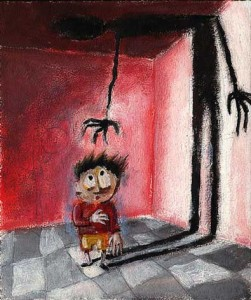 (Las fobias se dan ante estímulos que para el resto pasan desapercibidos)