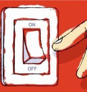 (Interruptor. Ilustración)