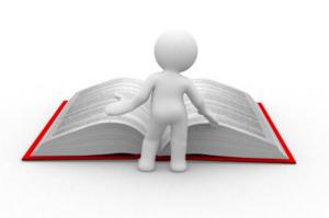 (Los manuales son textos que detallan los pasos para alcanzar una meta)