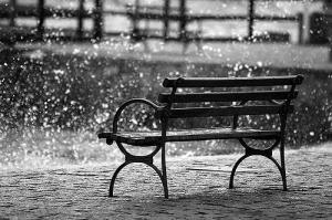 (La lluvia es un tipo de precipitación)