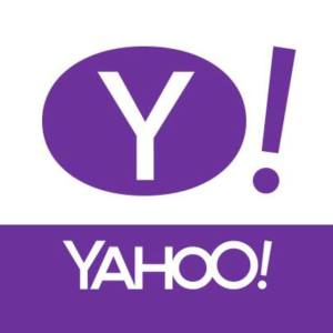 (Logo de Yahoo!)