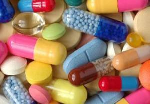 (Los antibióticos imposibilitan la formación de microorganismos)