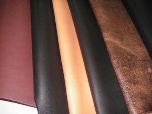 (El cuero se clasifica según su origen o tratamiento)