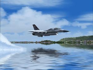 (Los aviones militares se usan con fines bélicos)