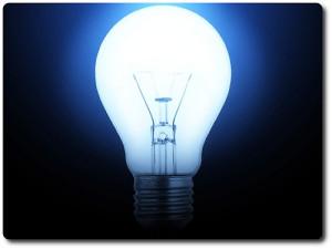(El foco eléctrico fue inventado por Thomas Edison)