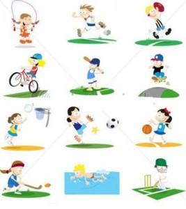 (Juegos recreativos. Algunos ejemplos)