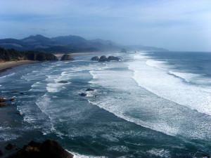 (Las mareas son cambios del nivel del mar)