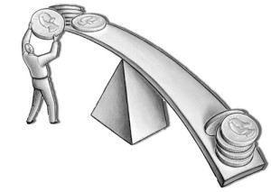 (El capitalismo y el socialismo son los dos sistemas económicos predominantes)
