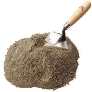 (El cemento fue patentado por Joseph Aspdin)