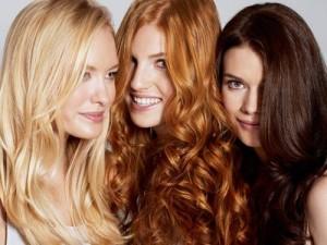 (El cabello se puede clasificar de distintas maneras)
