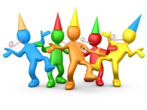 (En las fiestas se celebra algún evento o aniversario)