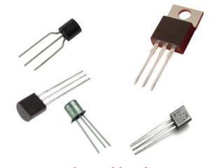 (Existen distintos transistores)