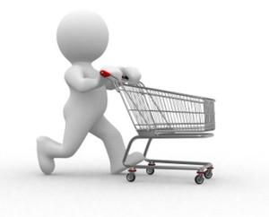 (Las compras pueden ser racionales o impulsivas)