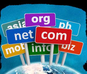 (Los dominios son identificaciones territoriales o de función)