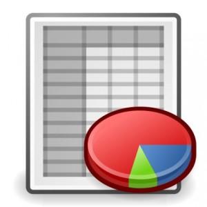 (Una hoja de cálculo es un software que permite realizar distintas operaciones alfanuméricas)