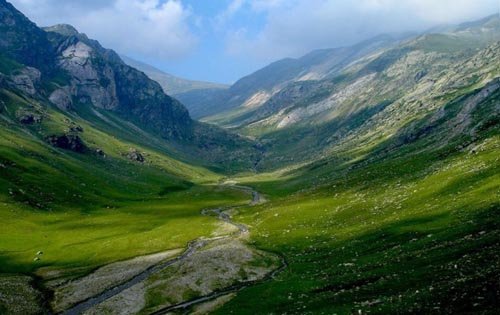 Tipos de relieve for Pisos en montornes del valles