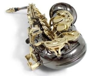 (Saxofón)