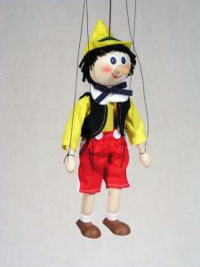 (Títere marioneta)