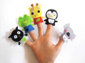 (Títere dedo)